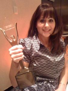 PK Walsh Women's Hair Replacement Studio Wins Stevie Award
